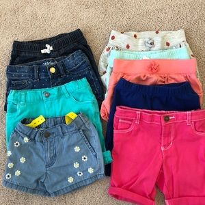 Other - Shorts size 3t lot of 9